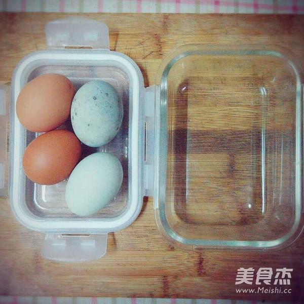 三色蛋的做法大全