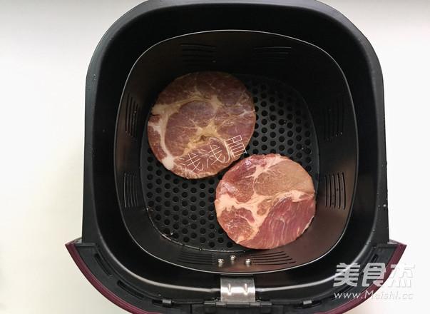 美味烤猪排的家常做法