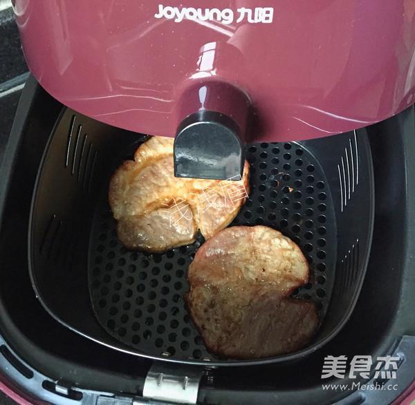 美味烤猪排怎么吃