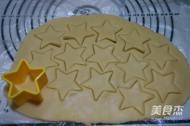 焦糖芯糖霜饼干的制作大全
