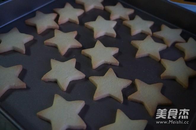 焦糖芯糖霜饼干的做法大全