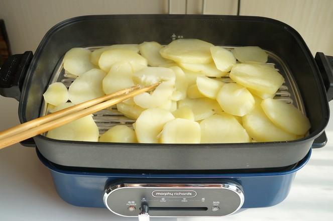 香煎土豆饼的家常做法