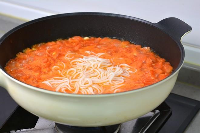 番茄鸡蛋米粉怎么炖