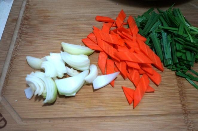 素炒菜花的家常做法
