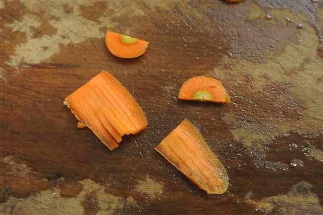 给小朋友定制的年夜菜——灯笼茄子的简单做法