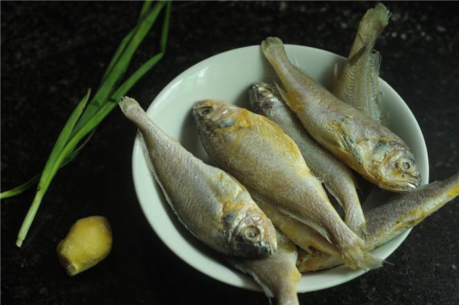 干煎小黄鱼的做法大全