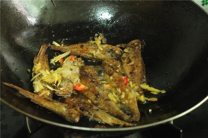 干煎小黄鱼的简单做法