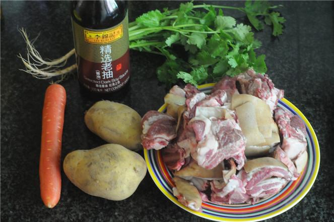 土豆羊排煲的做法大全