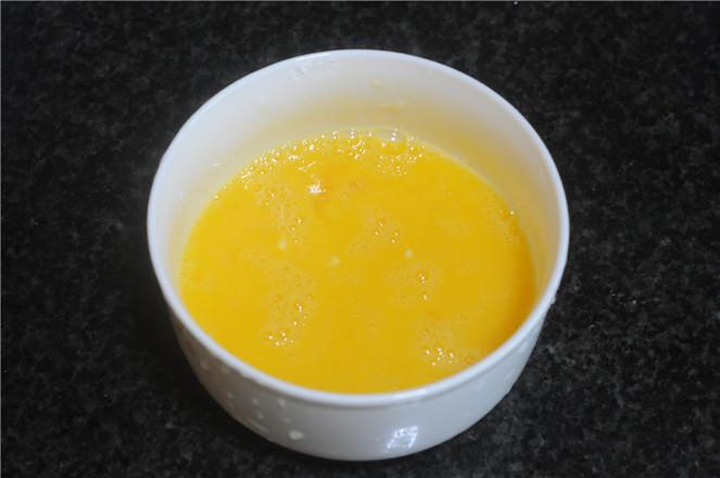胡萝卜鸡蛋卷的做法图解
