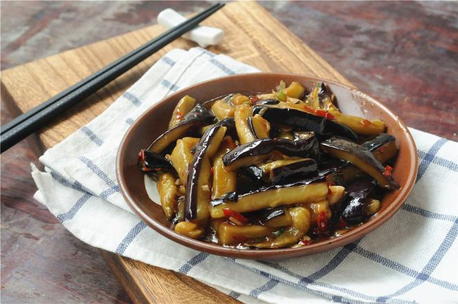 美食DIY——鱼香茄子
