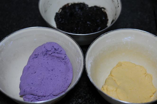 红豆芋圆龟苓膏的简单做法