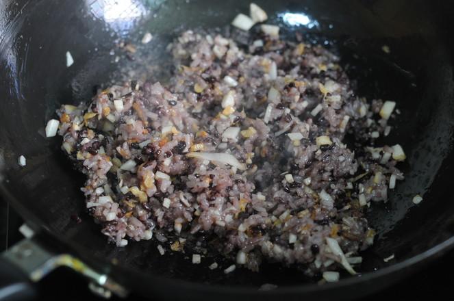 紫米烧麦的简单做法