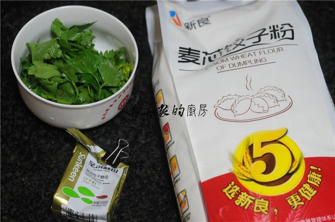 芹菜叶千层饼的做法大全