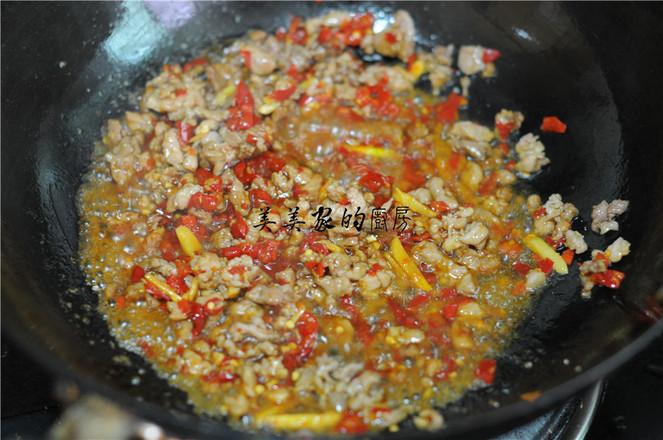 美食DIY——香辣红薯粉条