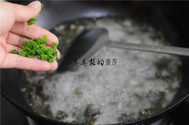 紫菜虾皮汤怎么做