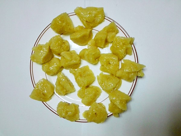 #下午茶#中式点心老婆饼的制作方法
