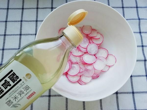 水萝卜拌苦菊怎么吃