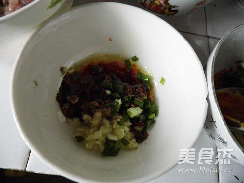 重庆荤豆花的制作