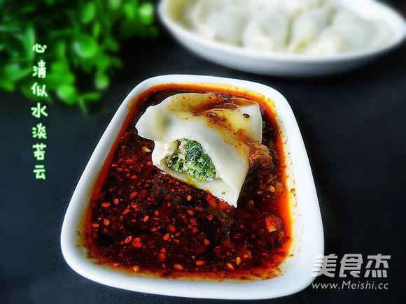 小白菜猪肉饺子怎样煮