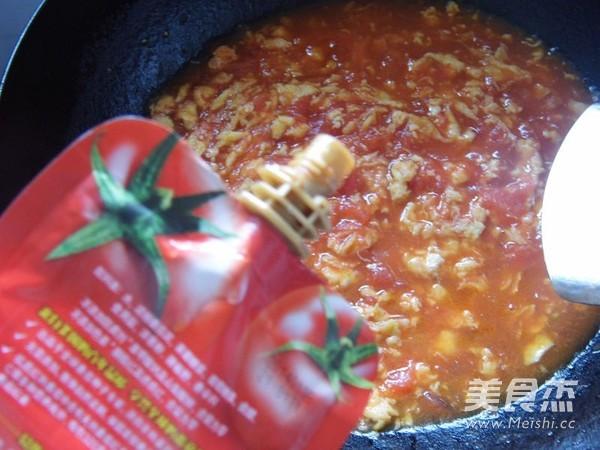 番茄鸡蛋面怎么炒