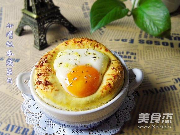 迷迭香鸡蛋面包怎样做