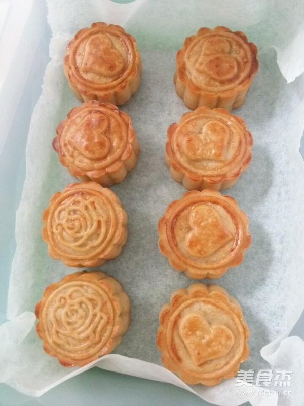 广式蛋黄莲蓉月饼怎样煮