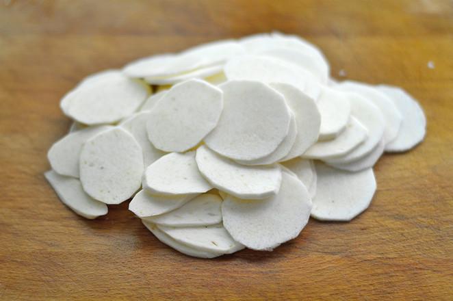 美食DIY——鱼香茭白