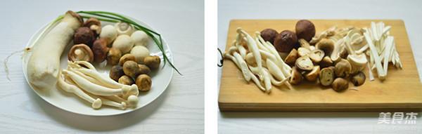 菌菇汤的做法大全
