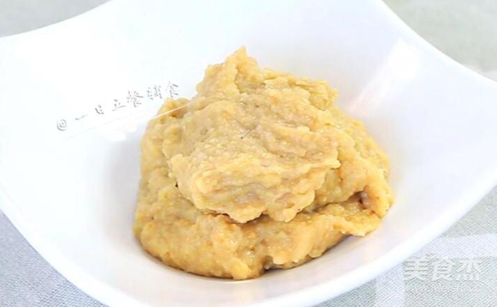 板栗糕 宝宝辅食,低筋面粉+ 玉米淀粉的简单做法