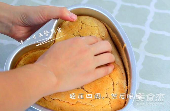 板栗糕 宝宝辅食,低筋面粉+ 玉米淀粉的做法大全