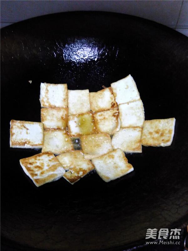 香煎豆腐怎么吃