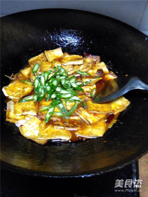 香煎豆腐怎样煸