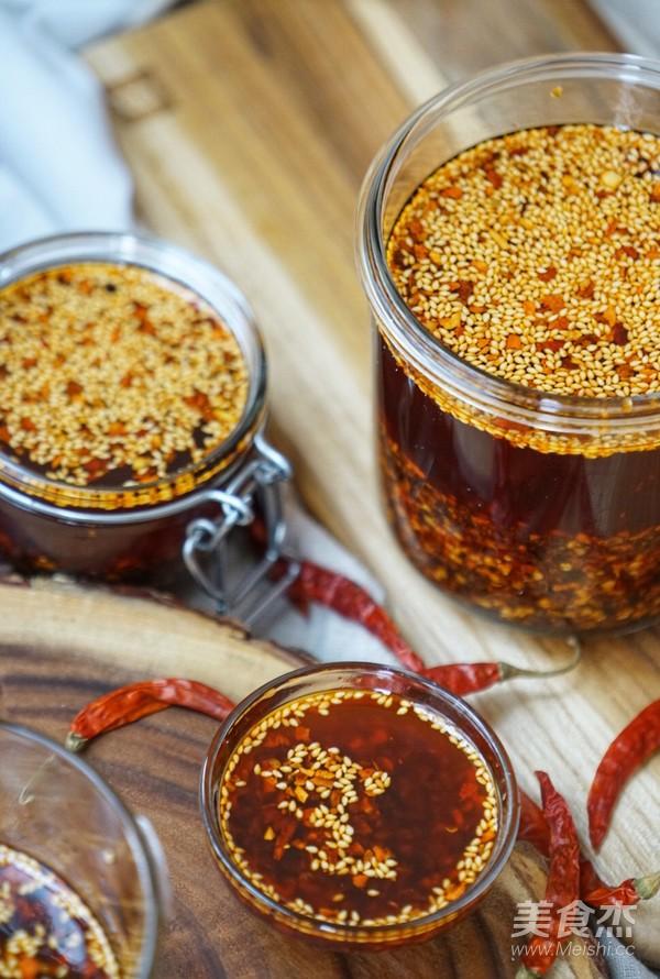 红油辣椒成品图