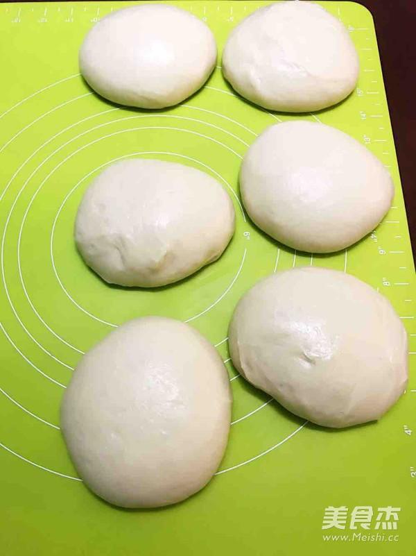 老式面包(中种)的简单做法