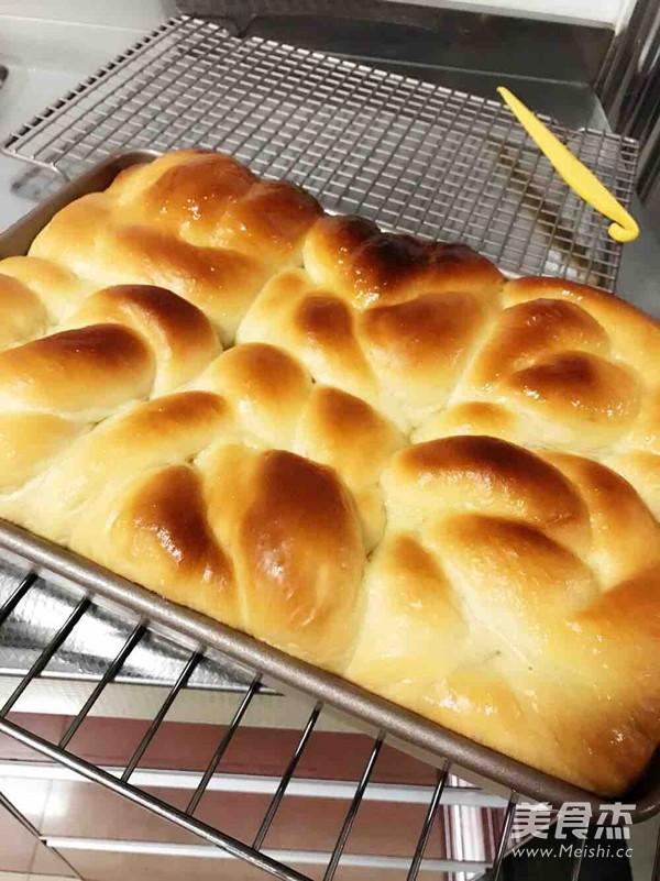 老式面包(中种)怎样煸