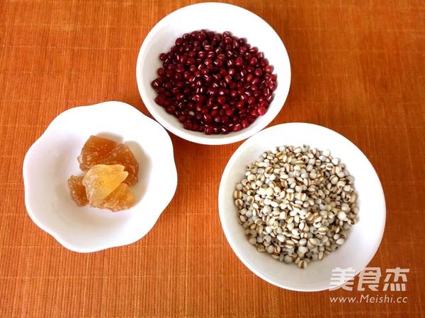 祛湿美容-红豆薏米粥的做法大全