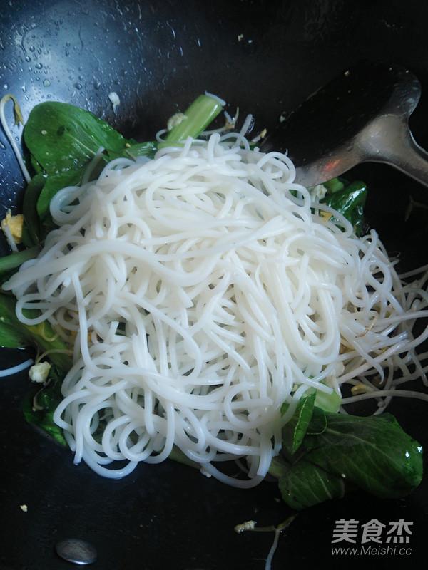 油菜炒扎粉怎么吃