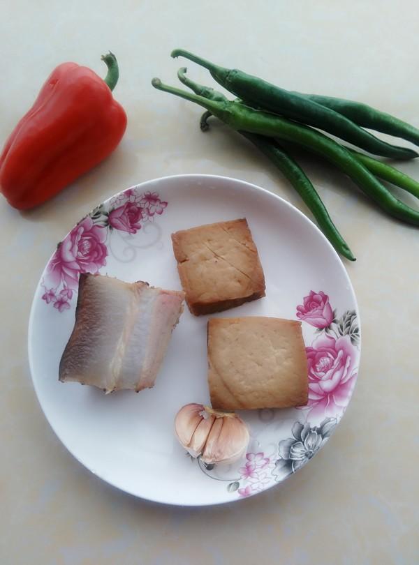 腊肉炒熏干的做法大全