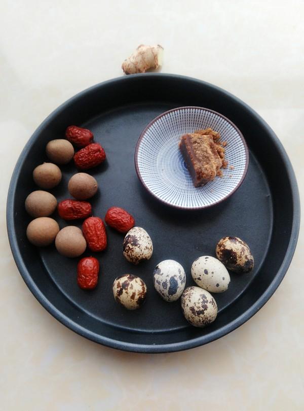 红枣桂圆鹌鹑蛋汤的做法大全