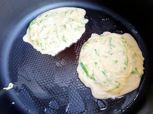 南瓜丝蛋饼怎么做