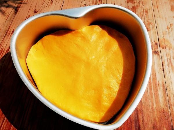 南瓜葡萄干发糕的简单做法