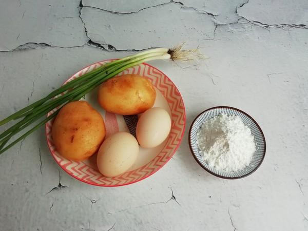 土豆丝蛋饼的做法大全