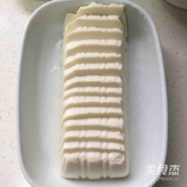 豆腐肉末蒸蛋的做法图解
