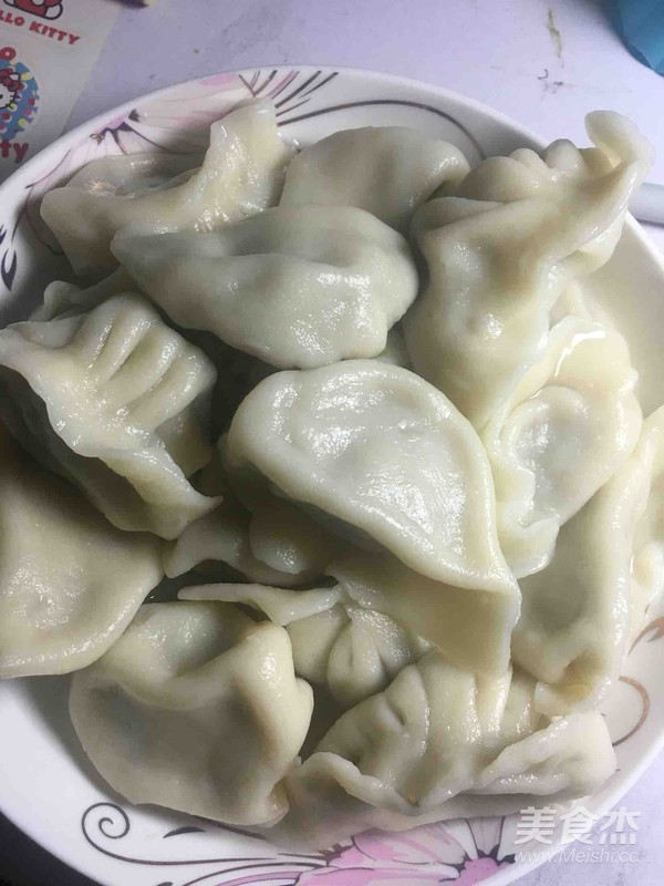 荠菜饺子怎么炖