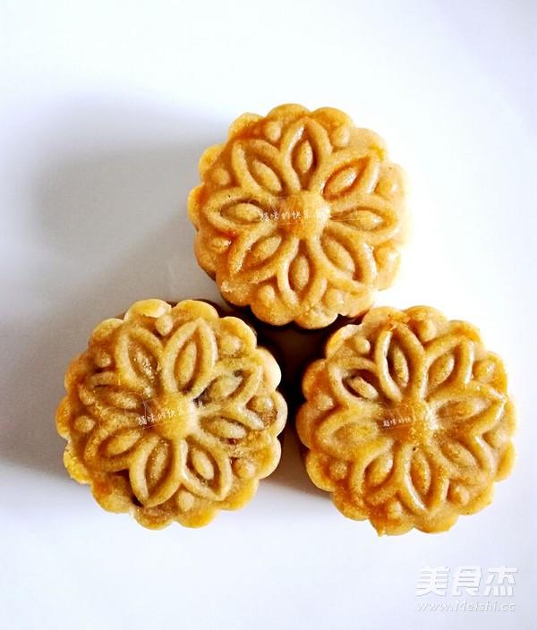 五仁月饼(50克/个)成品图