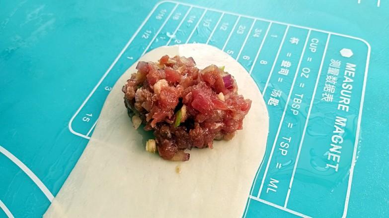 宫廷牛肉酥饼怎样炒