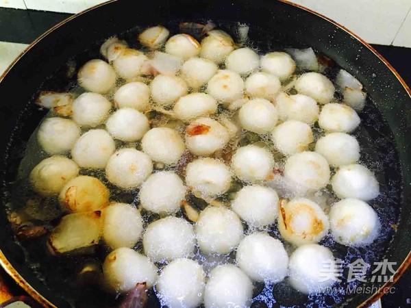 咖喱鱼丸的简单做法