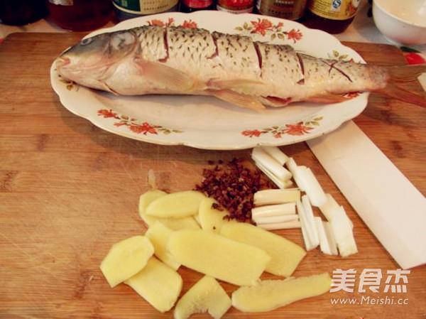 清蒸鲤鱼怎么煮
