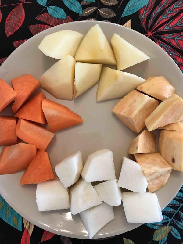 八宝瓜#午餐#的家常做法