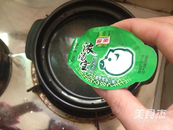 一人食小火锅的家常做法
